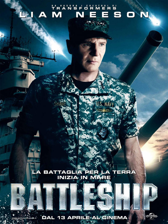 Battleship Poster #4