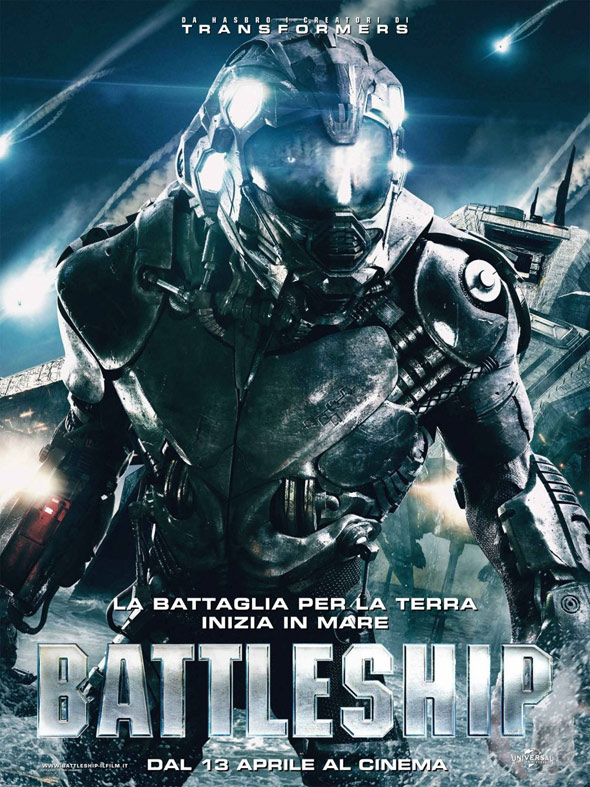 Battleship Poster #7