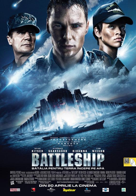 Battleship Poster #8