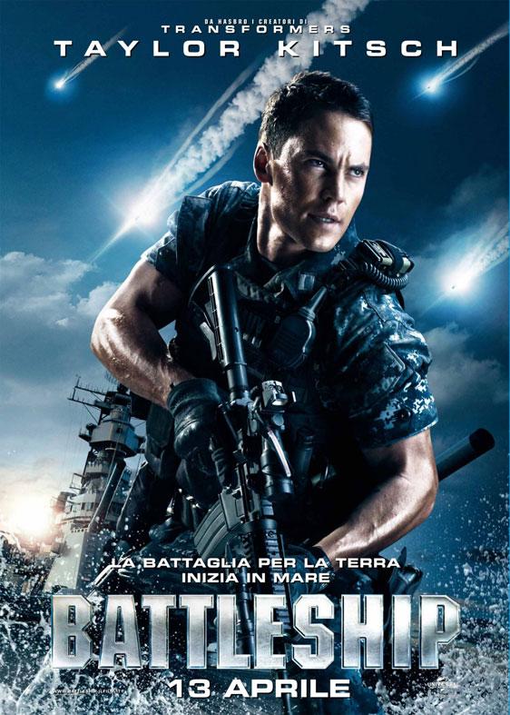 Battleship Poster #9