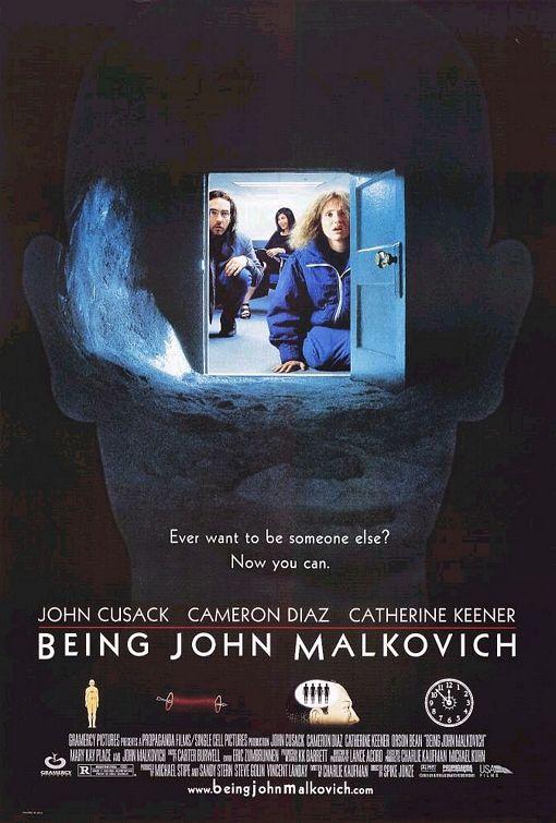Being John Malkovich Poster #1