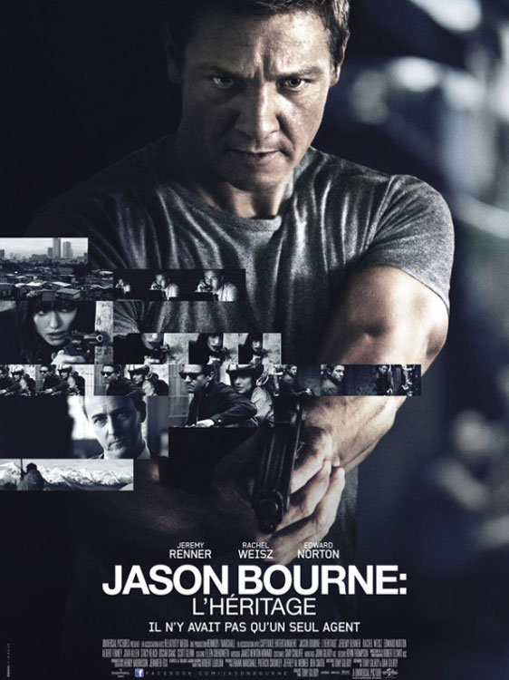 The Bourne Legacy Poster #6