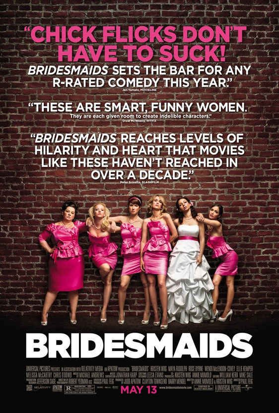 Bridesmaids Poster #2