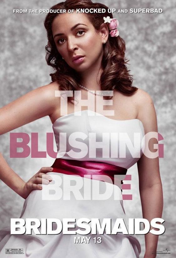 Bridesmaids Poster #6