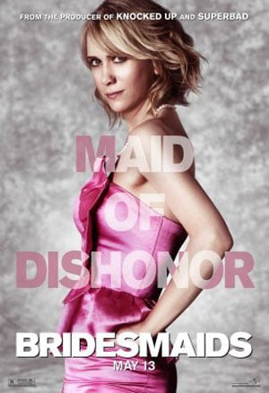 Bridesmaids Poster #8