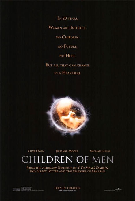 Children of Men Poster #1