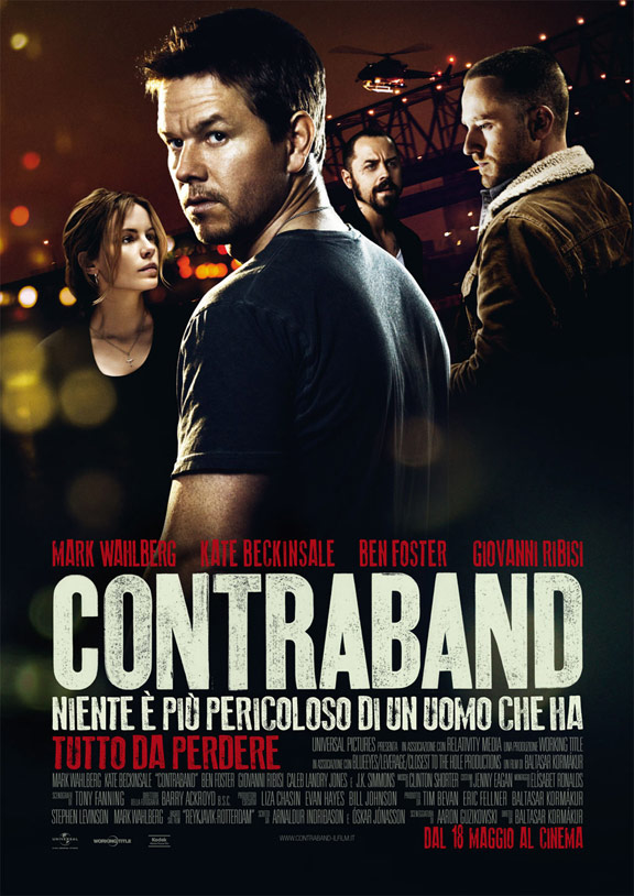 Contraband Poster #3