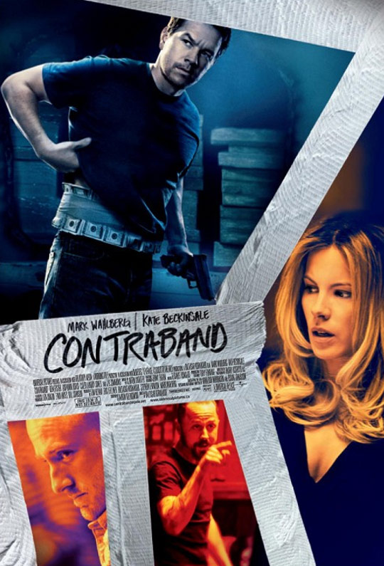 Contraband Poster #4