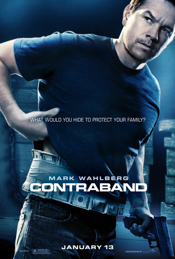 Contraband Poster