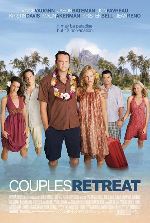 Couples Retreat Poster #2