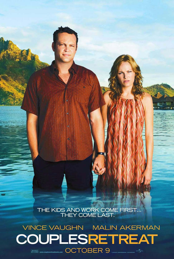 Couples Retreat Poster #3