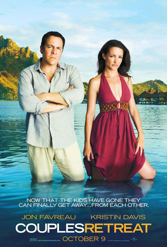 Couples Retreat Poster #4