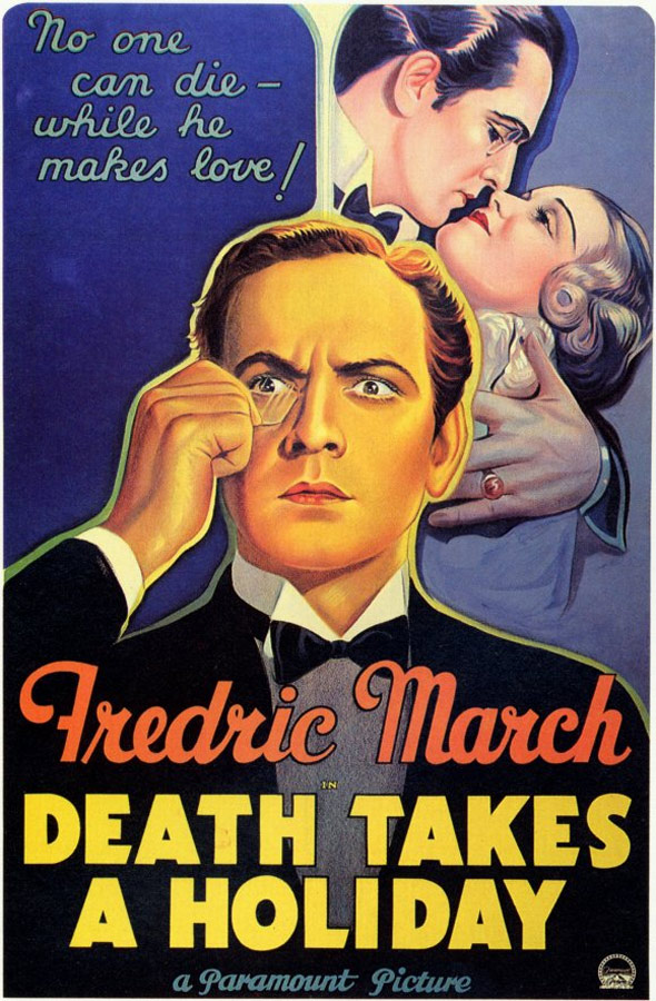 Death Takes a Holiday Poster