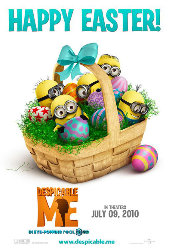 Despicable Me Poster #9