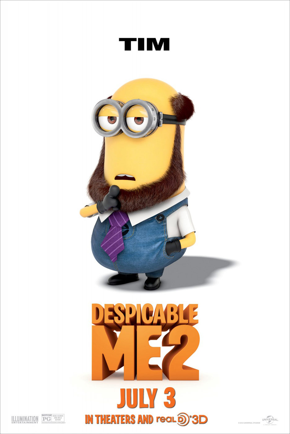 Despicable Me 2 Poster #10