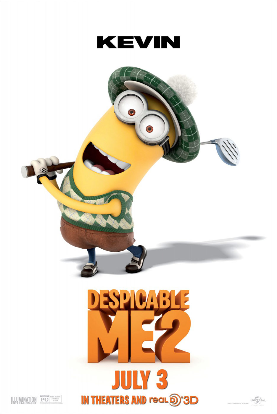 Despicable Me 2 Poster #11