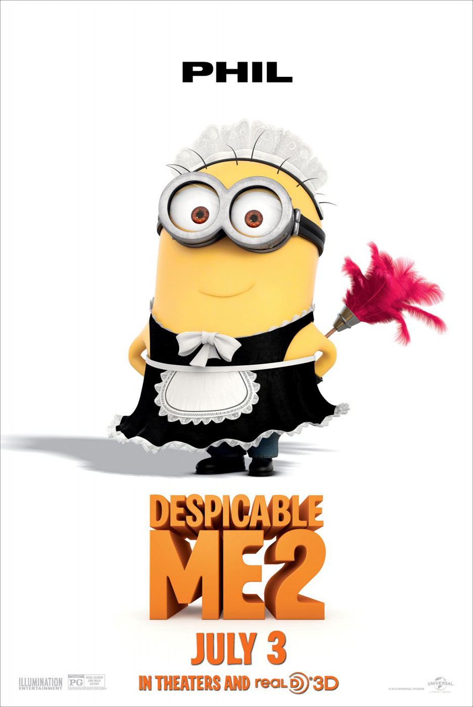 Despicable Me 2 Poster #13