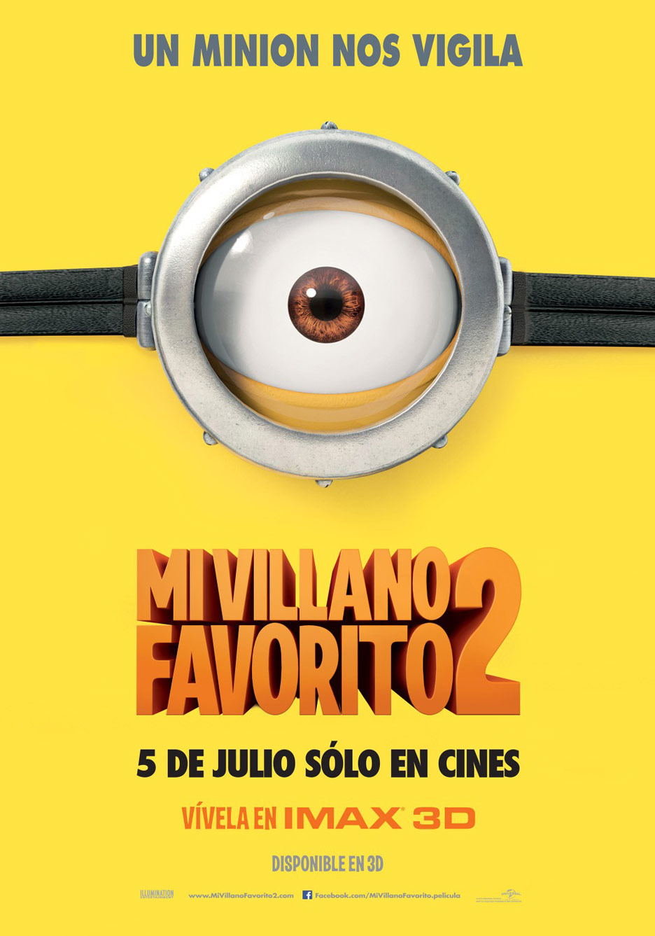 Despicable Me 2 Poster #14