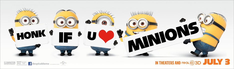 Despicable Me 2 Poster #17