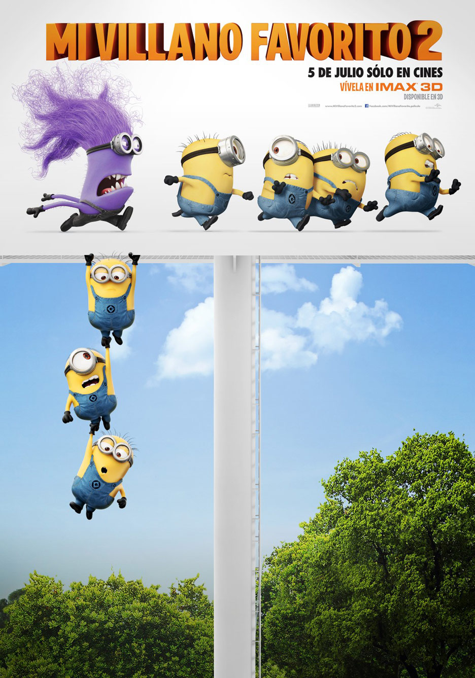 Despicable Me 2 Poster #25