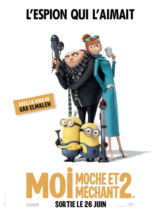 Despicable Me 2 Poster #4