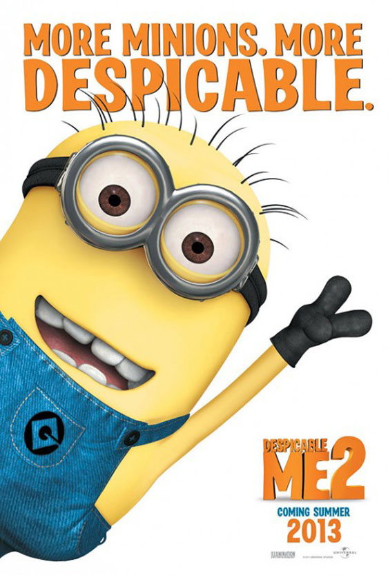 Despicable Me 2 Poster #5