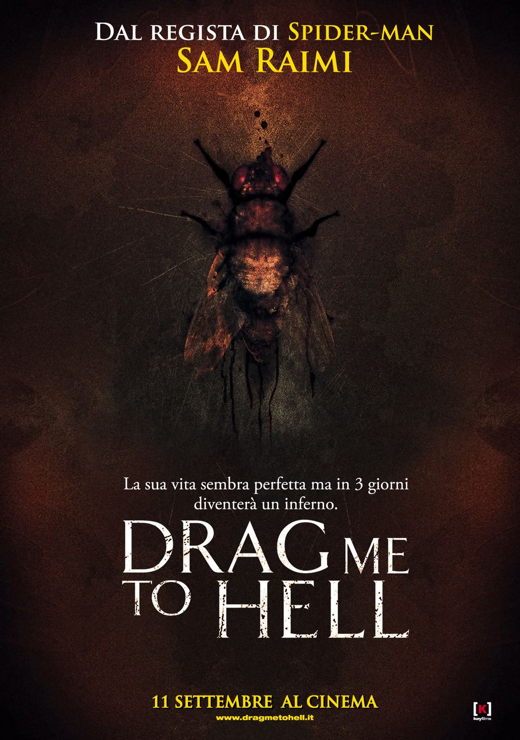 Drag Me to Hell Poster #3