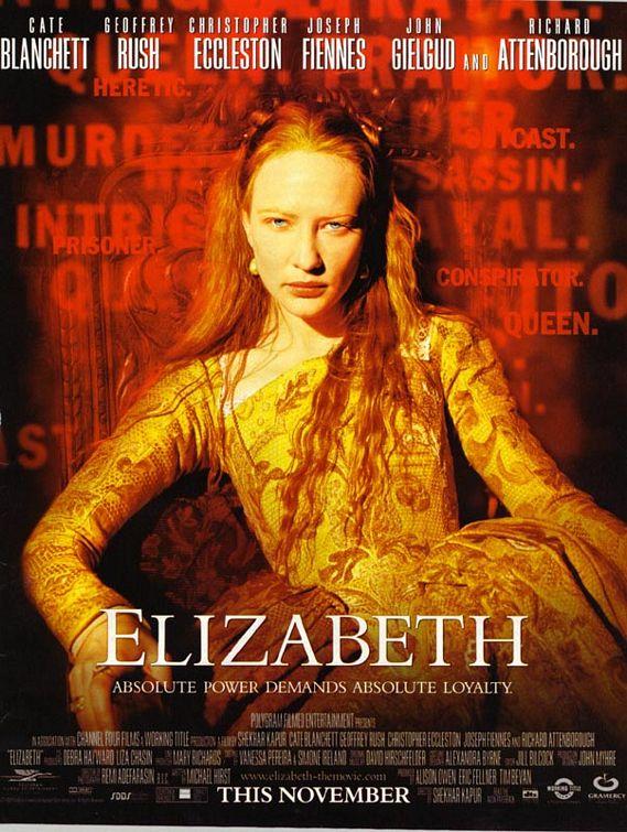 Elizabeth Poster #1