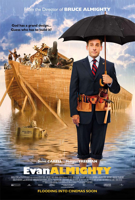 Evan Almighty Poster #2