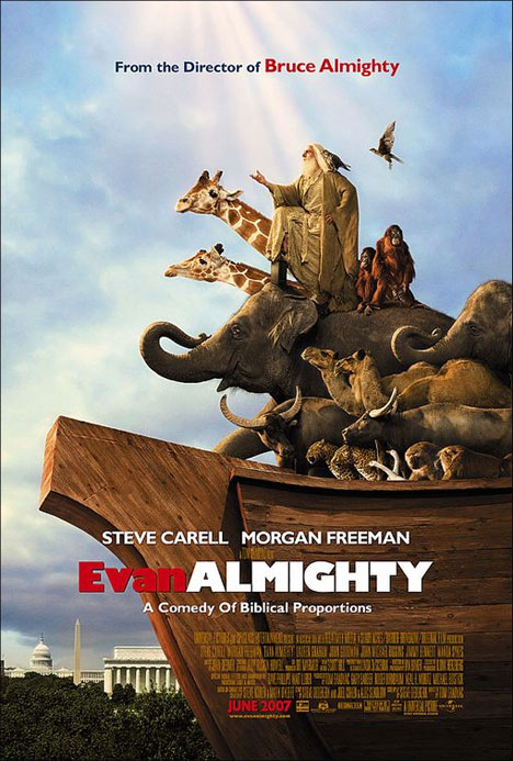 Evan Almighty Poster #1