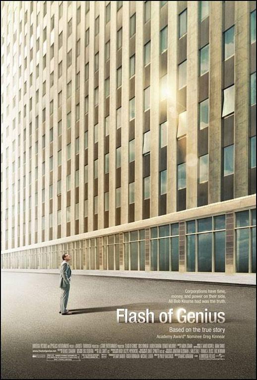Flash of Genius Poster #1