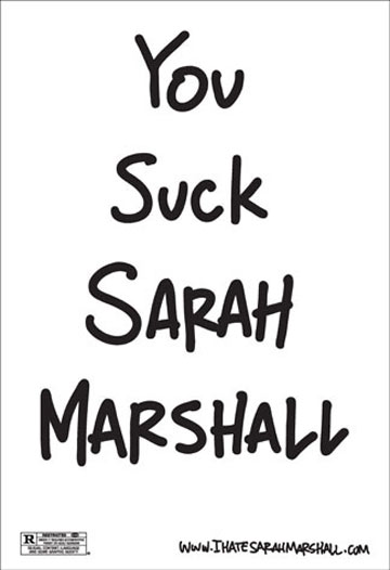 Forgetting Sarah Marshall Poster #2