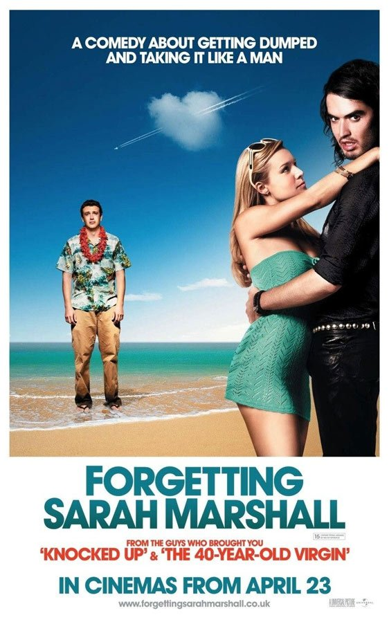 Forgetting Sarah Marshall Poster #3