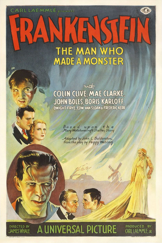 Frankenstein Poster #2