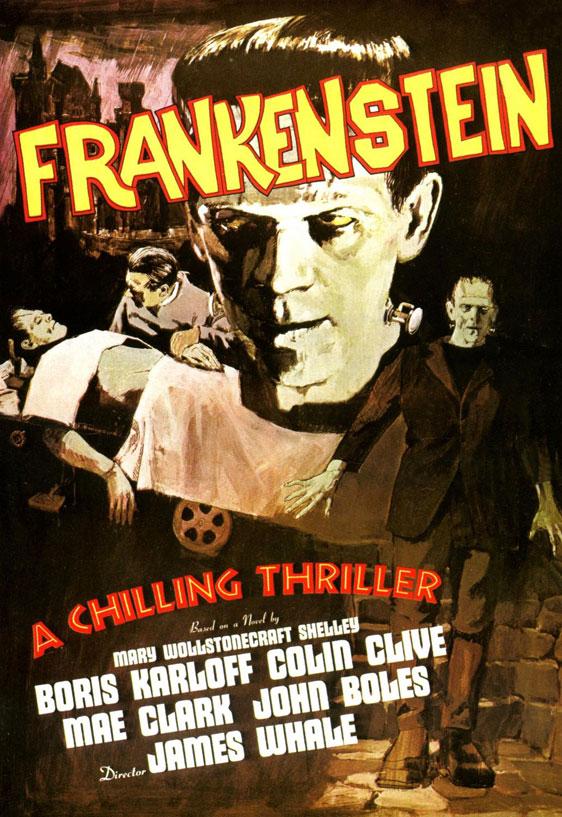 Frankenstein Poster #4