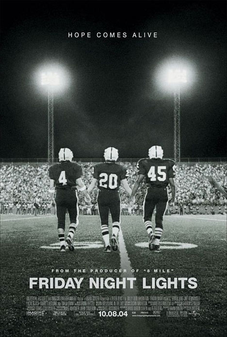 Friday Night Lights Poster #1