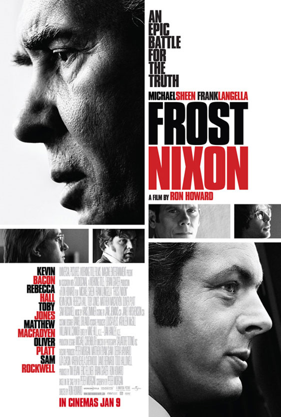 Frost/Nixon Poster #2