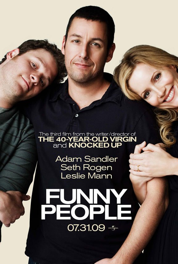 Funny People Poster #1