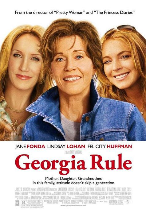 Georgia Rule Poster #1