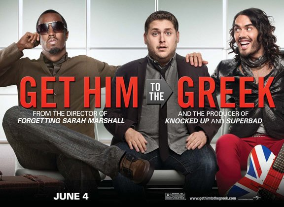 Get Him to the Greek Poster #3