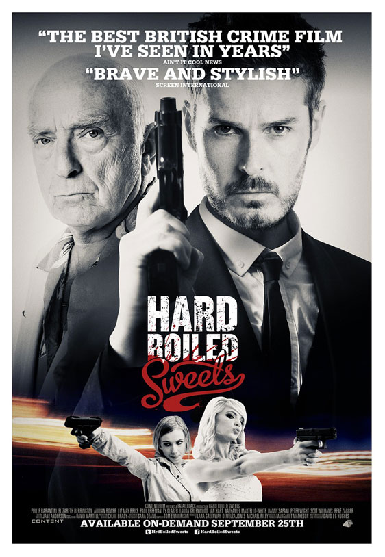 Hard Boiled Sweets Poster #14