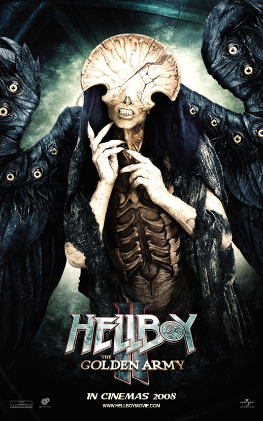 Hellboy II: The Golden Army Poster #13