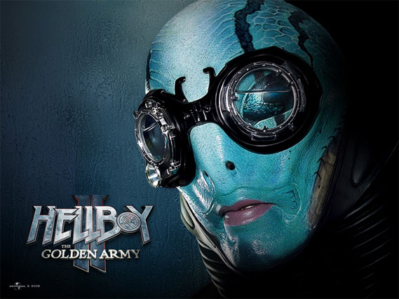 Hellboy II: The Golden Army Poster #8