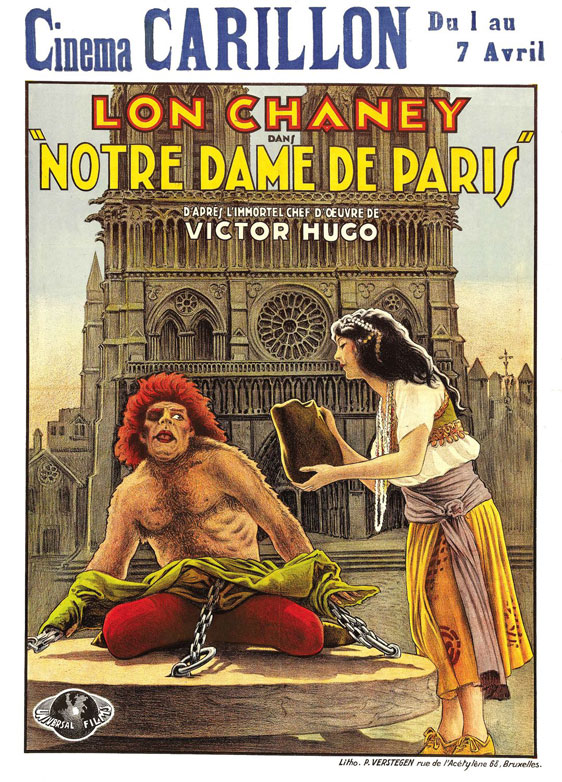 The Hunchback of Notre Dame Poster #2