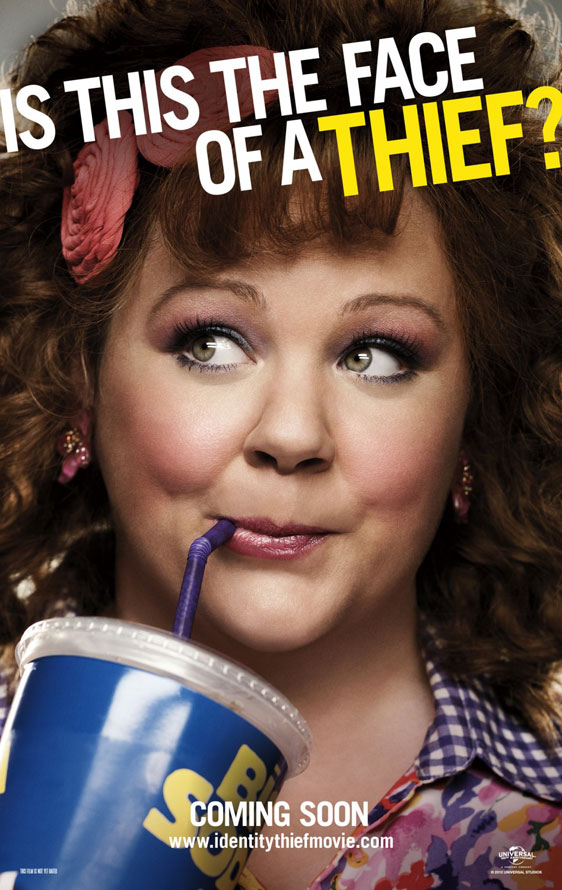 Identity Thief Poster #2