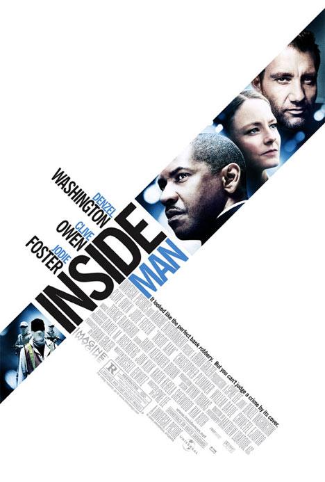 Inside Man Poster #1