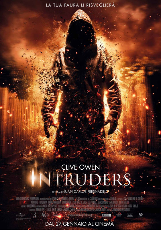 Intruders Poster #2