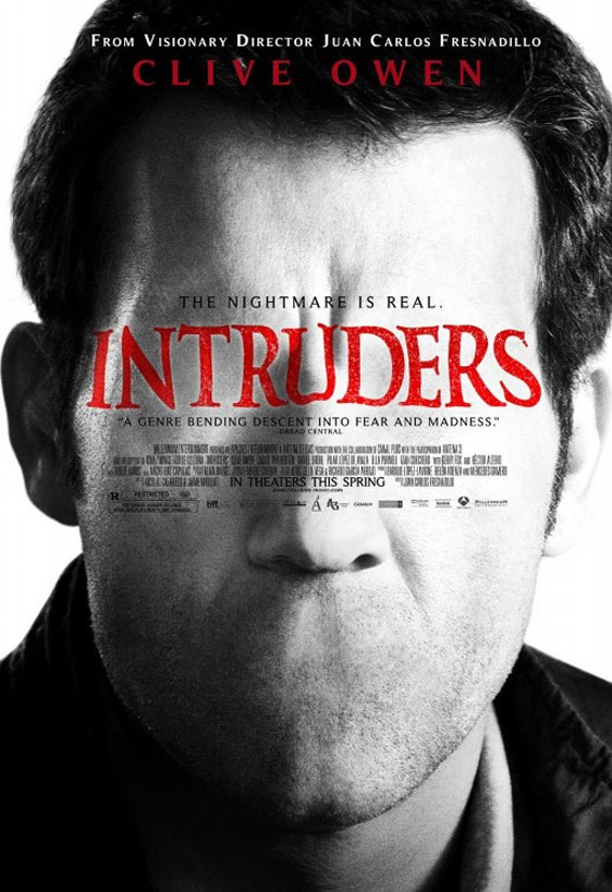 Intruders Poster #3