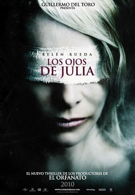 Julia's Eyes Poster #2