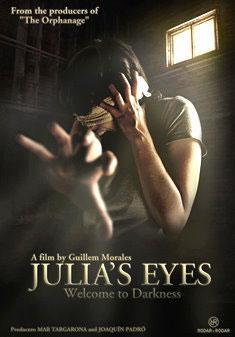 Julia's Eyes Poster #3